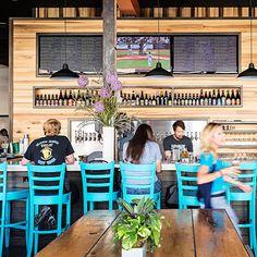 Waypoint Public restaurant - San Diego, CA
