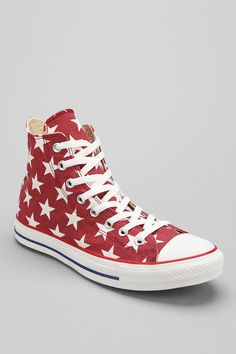Converse Chuck Taylor All Star Stars High-Top Sneaker Online Only