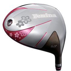 Yamaha Golf Ladies Femina Drivers