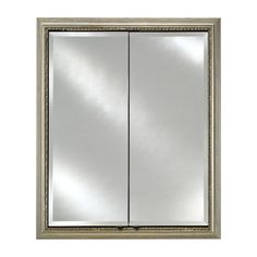 Afina Signature Collection Double Door 24W x 30H in. Surface Mount Medicine Cabinet - AFC255-45