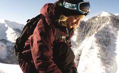 Jenny Jones - British Snowboarder