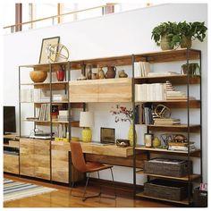Bienvenidos a Hábitat.   Nuestra línea de muebles modulares es ideal para que los combines como más te gusten.