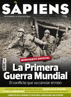 #Sàpiens 143. La Primera Guerra Mundial: El conflicte que va canviar el món (Monogràfìc especial)