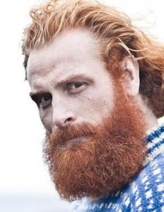 Kristofer Hivju (Tormund Giantsbane, Game of Thrones)