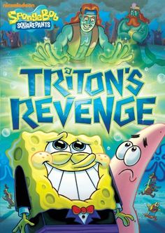 Paramount Studios Spongebob Squarepants: Triton's Revenge