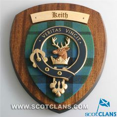 Keith Clan Crest Wal