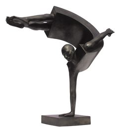Original bronze sculpture by Jean Louis Corby - Paris Art Web