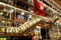 Centre Pompidou - Alastair Miller/Bloomberg