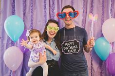 Eugene, Oregon Wedding Planning // Event Crush » Addy's First Birthday Party!