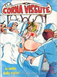 Corna Vissute #22 from Edifumetto