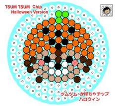 TSUM TSUM かぼちゃチップ
