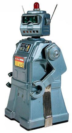 Yonezawa Battery Operated Directional Robot