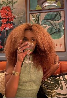 Black Girl Aesthetic, Aesthetic Hair, Hair Inspo, Hair Inspiration, Curly Hair Styles, Natural Hair Styles, Pelo Natural, Brown Skin Girls, Beautiful Black Women
