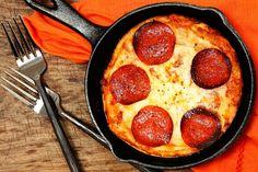 Imádod a pizzát, de nincs kedved vagy időd dagasztani, nyújtani? Próbáld ki a serpenyős megoldást!