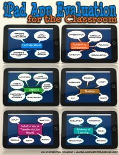 Evaluating Apps with Transformative Use of the iPad in Mind | Langwitches Blog