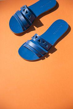 Olimpo handcrafted Greek sandals FEVER SHOWROOM
