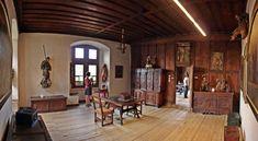 Feldkirch (Vorarlberg) - Schattenburg, Gotisches Zimmer (01-2).jpg
