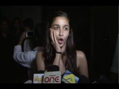 CHECKOUT Alia Bhatt's reaction after watching the movie BROTHERS. See the full video at : https://youtu.be/_pTRzwWNtRc #aliabhatt