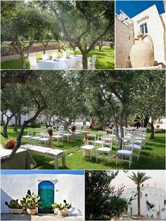 Country Chic venues in Puglia