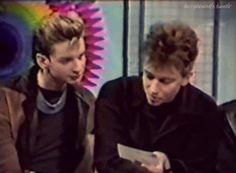 Dave Gahan & Alan Wilder