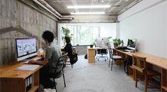 長嶋りかこさんの新しいオフィス | ブレーン 2014年8月号