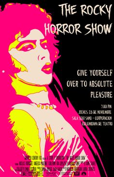 The Rocky Horror Show on Behance