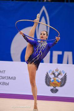 Katsiaryna Halkina (Belarus), Grand Prix (Moscow) 2017