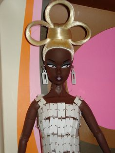Monzieur Z Flaunt It! by Doll Fashionista, via Flickr