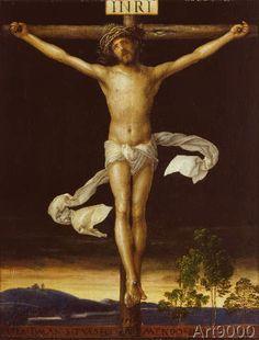 Albrecht Dürer - Christ on the Cross