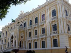 PALACE OF THE GOVERNMENT OF ESPÍRITO SANTO