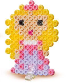 SES Iron-on beads Princess mini-world #irononbeads #strijkkralen #princess