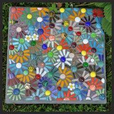mosaic stepping stone direct method of mosaics