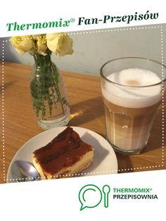 Sernik z budyniem jest to przepis stworzony przez użytkownika Anetka1428. Ten przepis na Thermomix<sup>®</sup> znajdziesz w kategorii Słodkie wypieki na www.przepisownia.pl, społeczności Thermomix<sup>®</sup>. Food And Drink, Pudding, Cooking, Desserts, Recipes, Thermomix, Kitchen, Tailgate Desserts, Deserts