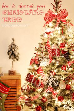 How To Decorate Your Christmas Tree: Tips and Tricks that Department stores use to decorate their trees