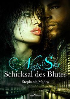 """Leserunde auf LovelyBooks   """"Schicksal des Blutes"""" - Night Sky 03  http://www.lovelybooks.de/leserunde/Schicksal-des-Blutes-von-Stephanie-Madea-971736732/?liste=modern"""