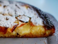 Italian Food List With Pictures Apple Recipes, Sweet Recipes, Cake Recipes, Dessert Recipes, Desserts, Italian Food List, Italian Recipes, Quiches, Best Apple Pie