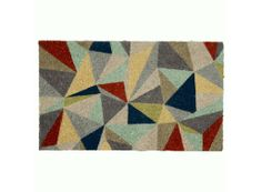 Facet Doormat — ACCESSORIES -- Better Living Through Design
