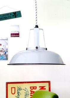 Industrial Workshop lamp by HK