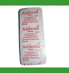 ADDERALL 30MG 50 TABS