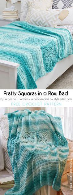 4281 besten Decken Bilder auf Pinterest | Häkeldecken, Häkeln und ...