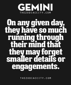 Zodiac Gemini Facts | TheZodiacCity