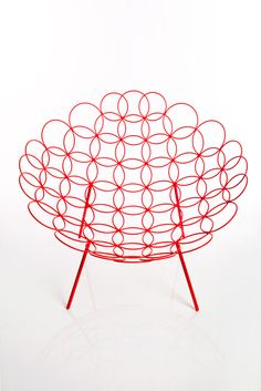 "Circle armchair for Cappellini Next Circles armchair has been designed for the Italian brand Cappellini in the Milan exhibition ""Cappellini..."