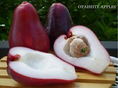 Otaheite apples are