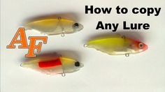 How to copy any lure Andysfishing Fishing Video EP.214