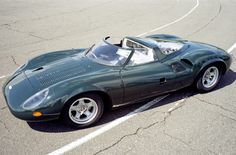 1960 $27 Million Jaguar XJ13 Le Mans Race Car