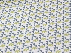 Ellen Luckett Baker for Kokka Oilcloth - Garden Green | buy online and in-store from Ray Stitch