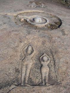 ¿Que representaron aquí los antiguos?