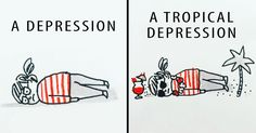 Artist Suffering From Anxiety And Depression Illustrates Her Life In Hilarious Comics | Bored Panda