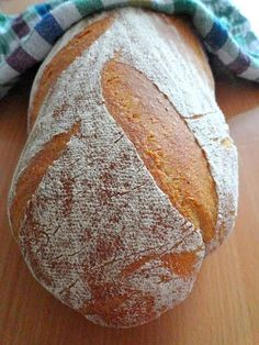 Czech Recipes, How To Make Bread, Bread Making, Bread Rolls, Rolls Recipe, Bread Recipes, Good Food, Food And Drink, Baking
