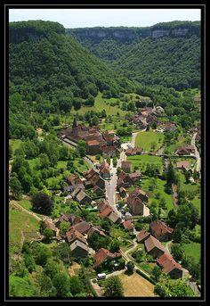 Baume Les Messieurs II - Baume-les-Messieurs, Franche-Comte